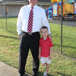 The day a piece of my heart went to Pre K