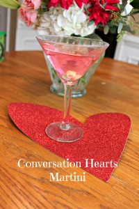 conversation hearts martini 3