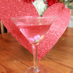 Conversation Hearts Martini
