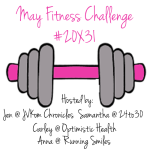 May Fitness Challenge – Link up