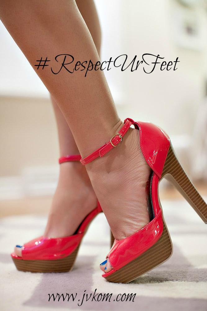 #RespectUrFeet with Amopè Pedi Perfect #shop