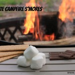 10 Minute Campfire S'mores