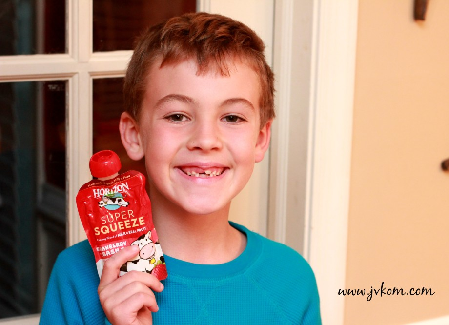 Horizon Super Squeeze #HorizonLunch #cbias #ad
