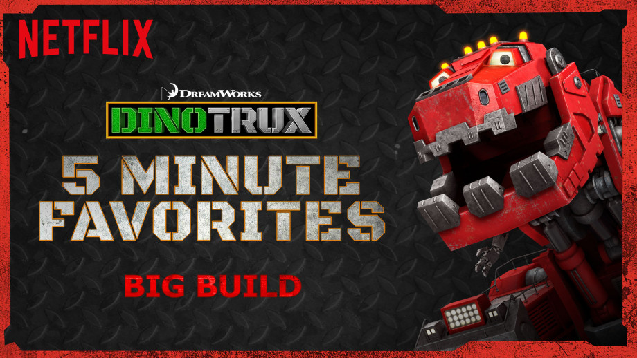 DinoTrux Big Build (Horizontal)