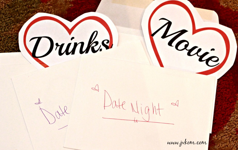 date night envelopes