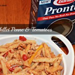 Skillet Penne & Tomatoes