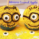 Minions Caramel Apples