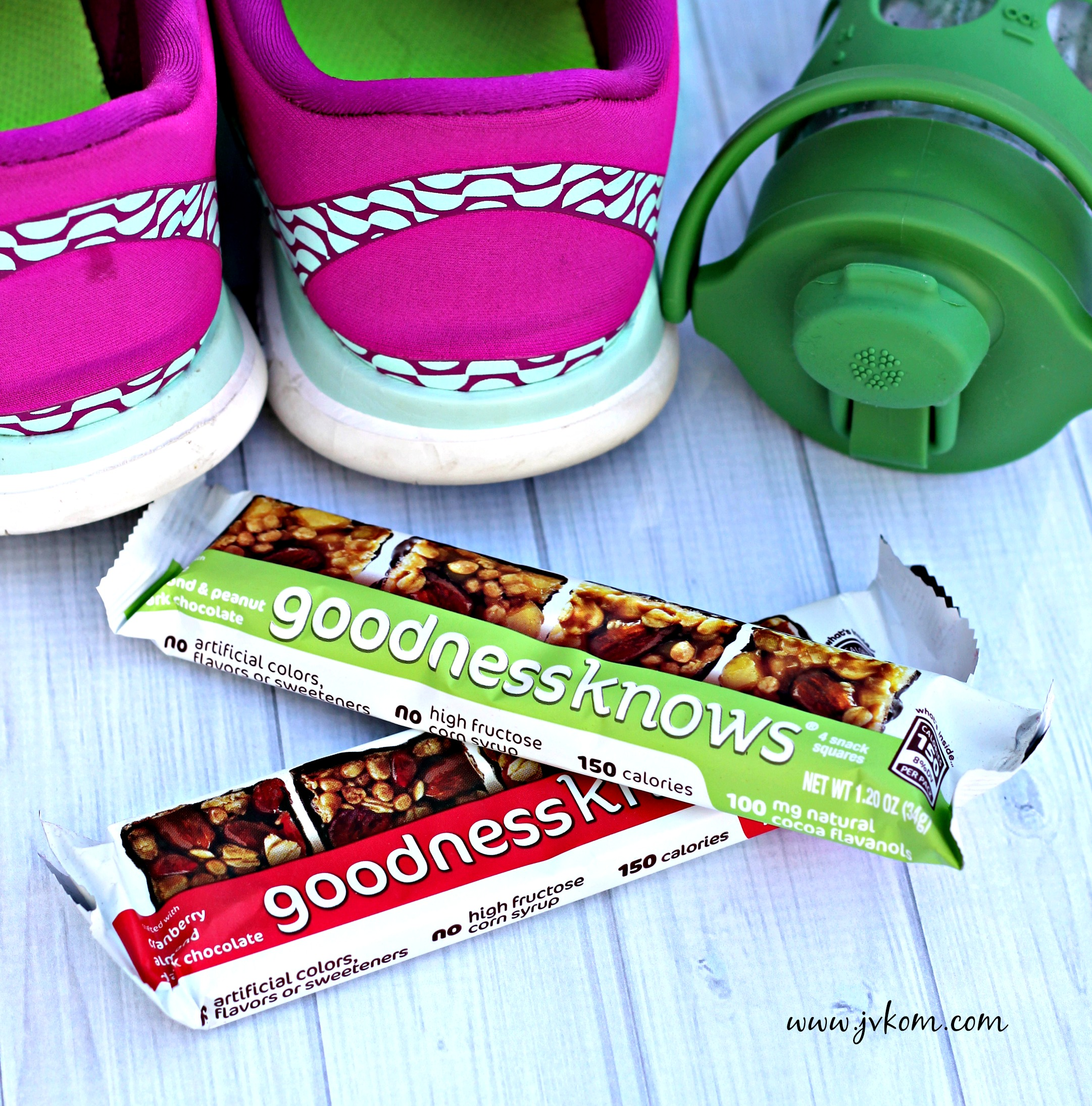 goodnessknows® is the perfect post workout snack. #TryALittleGoodness #ad #cbias