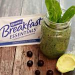 Blueberry Avocado & Spinach Smoothie