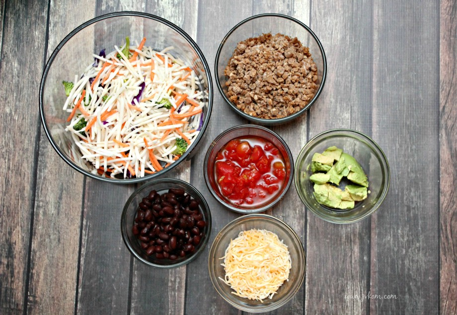 taco salad ingredients