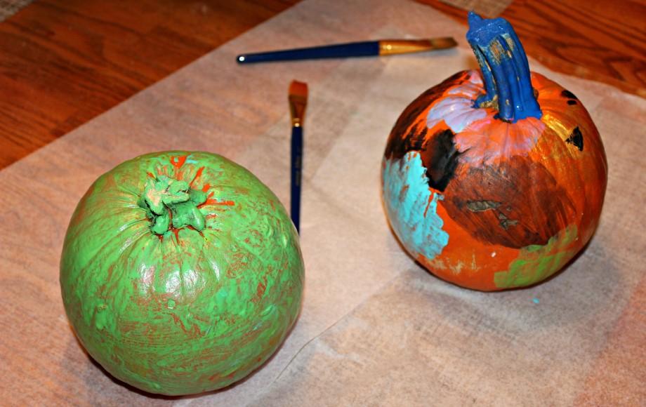 pumpkin craft 5