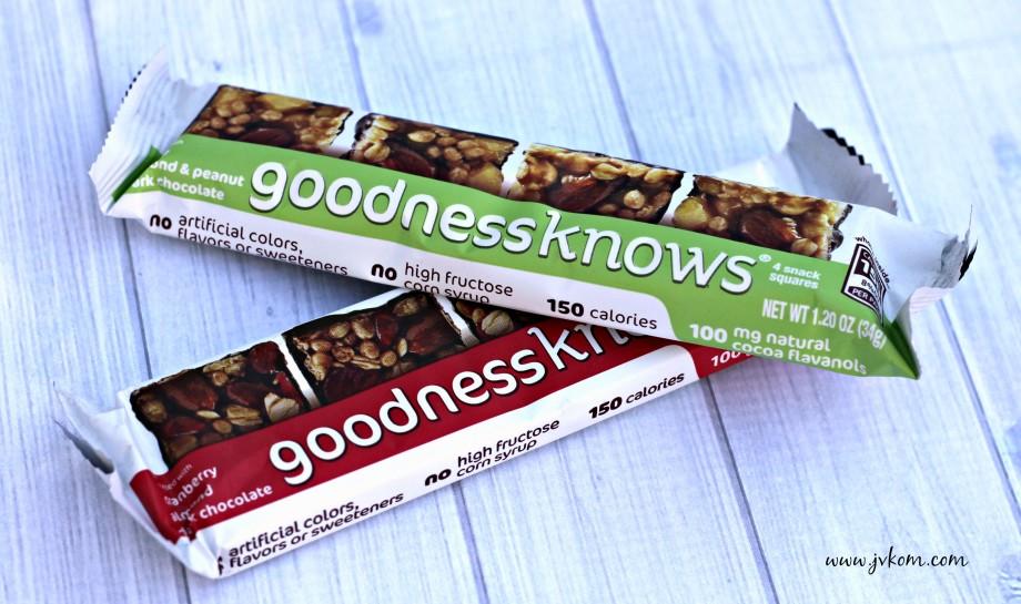 goodnessknows snack square
